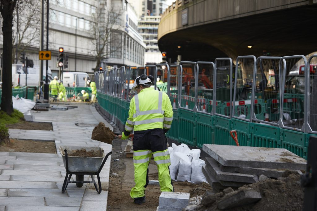 Works to Make Edgware Road Junctions Safer Begin
