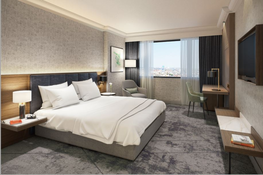 Hilton London Metropole to Radically Transform the Guest Experience with Multimillion Pound Renovation
