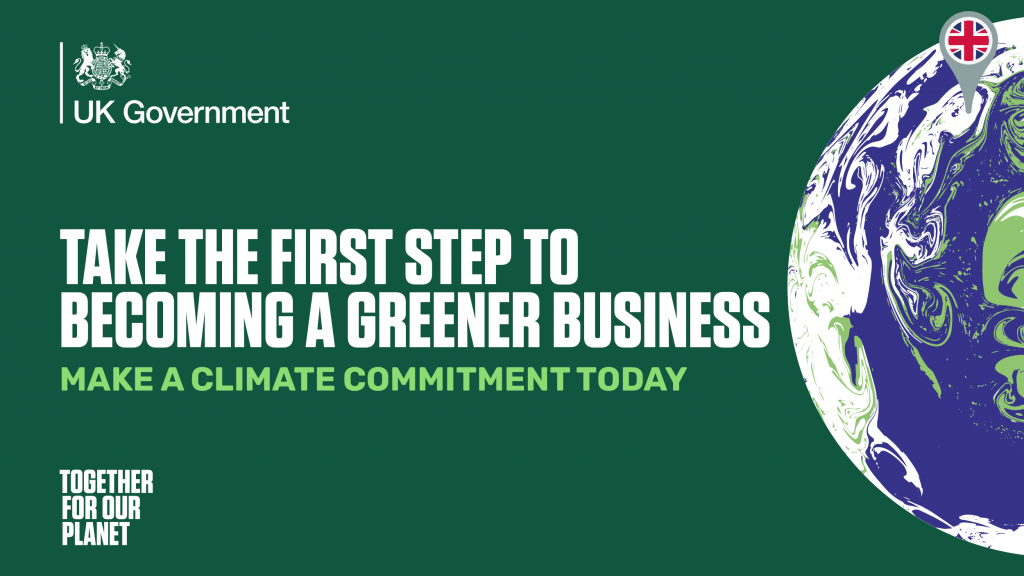Take the First Steps to Becoming a Greener Business